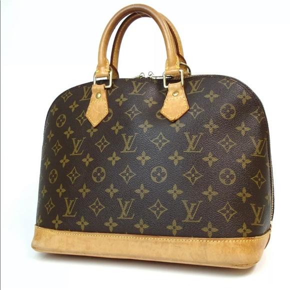 Louis Vuitton Handbags - Louis Vuitton monogram Alma PM